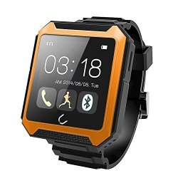 Swimming Smart Watch Lucog IP68 Waterproof Shockproof Dust-proof Military Level Smart Wristwatch Sup