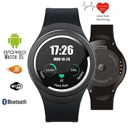 InDigi Universal Bluetooth Smartwatch For Apple Ios Samsung Android Smart Phone Htc New