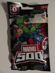 Hasbro Marvel 500 Series 1 Mystery Bagged Figure