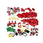 Lego Education Doors Windows And Roof Tiles Set