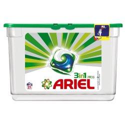 Ariel Auto Capsules 21'S