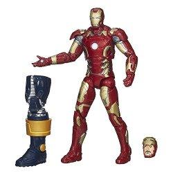 Hasbro Marvel Legends Infinite Series Iron Man Mark 43 6-INCH Figure