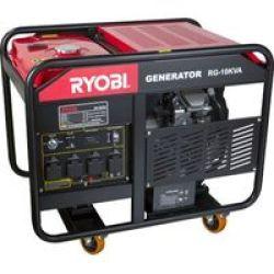 Ryobi 4 Stroke Generator 10KVA