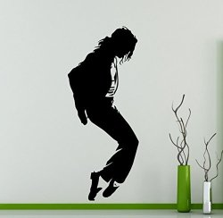 Deals On Wiseguydecals Michael Jackson Dance Wall Decal American Singer Vinyl Sticker King Of Pop Home Decor Ideas Living Room Interior Removable Wall Art 2 Mkj Compare Prices Shop Online Pricecheck