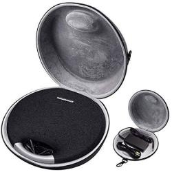 Hard Travel Carrying Case Storage For Harman Kardon Onyx Studio 5 Bluetooth Wireless Speaker With Small Cover Holder For Other A