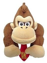 USA Little Buddy Super Mario All Star Collection 1586 Donkey Kong Stuffed Plush 8