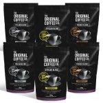 The Original Coffee Co Bulk Medium & Dark Roast Coffee Combo