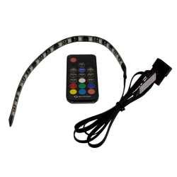 Raidmax RGB LED Strip + Remote Controller