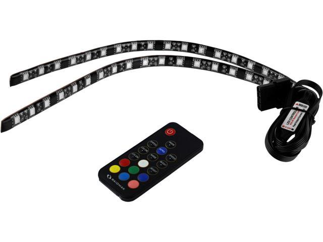 Raidmax RGB LED Strip + Remote Controller
