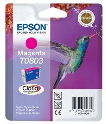 Epson T0803 Magenta Claria Photographic Ink Cartridge