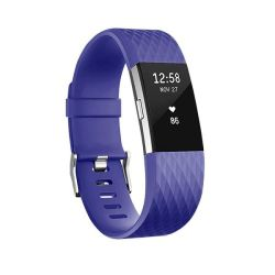 Killerdeals Men's Silicone Strap For Fitbit Charge 2