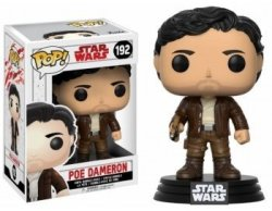 Funko Pop - Pop Star Wars Episode 8 The Last Jedi - Poe Dameron Bobble Head 10CM