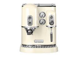 KitchenAid Espresso Maker - Almond Cream