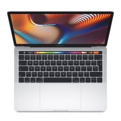 """Apple 2019 13"""" Intel Core i5 Macbook Pro with Touch Bar in Silver"""