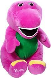 Fisher-Price Barney Speak N Sing Jumbo Barney
