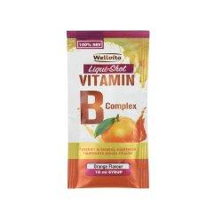 Wellvita Vitamin B Complex Liquid Shot 10ML