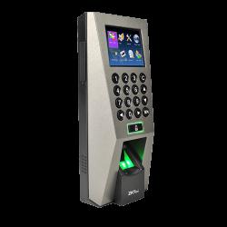 ZKTeco - F18 Biometric Fingerprint Code & Rfid Indoor Stand Alone Reader