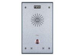 Fanvil Sip Phone 1 Button IP65 Intercom Poe No Psu