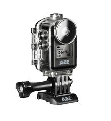 AEE Technology Inc Aee Technology Action Cam MD10 1080P 30 8MP Ultra Compact Body Wi-fi Waterproof Wireless Action Camera With 2.0-INCH Lcd Black