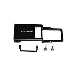 CEARI Mount Plate Adapter For Dji Osmo Zhiyun Mobile Gimbal Handheld Switch Mount Plate Adapter For Gopro Hero 6 5 4 3+ Mobile Handheld Gimbal Accessories