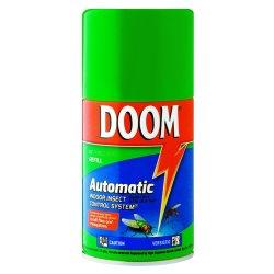 Doom Insecticide Aerosol Automatic Refill 240 Ml