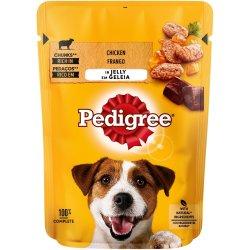 Pedigree - Dog Food Chicken With Jelly 100G