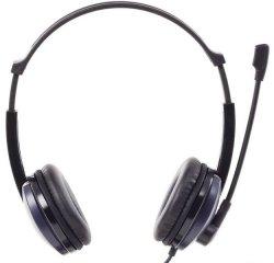 Microlab K290 Audiophile Series Headset - Black