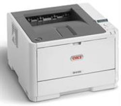 OKI Data B432DN 42PPM Monochrome Laser Printer Retail Box 1 Year Limited Warranty