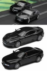 Scalextric James Bond 007 Quantum Of Solace 2-CAR Set A Two Car Limited Edition Presentation Box Wit