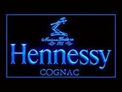 Hennessy 1765 Logo Pub Bar Advertising LED Light Sign Y133B