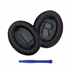 Headphones Replacement Ear Pads For Bose Quietcomfort Qc 2 15 25 35 AE2 AE2I AE2W Soundtrue Soundlink Ear Cushion Made By Tusscl