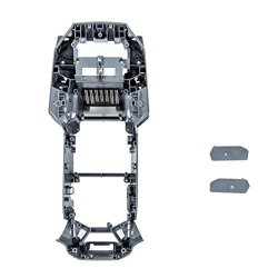 Nesee Bfor Dji Mavic Pro Drone Ody Frame Kit Frame Component Repair Parts Black