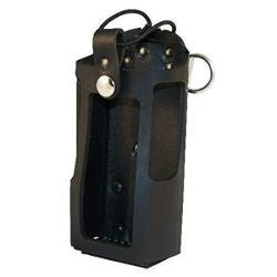 Boston Leather Radio Holder For Motorola HT1250