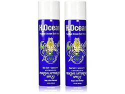 H2OCEAN Piercing Aftercare Spray 4 Fluid Ounce Set Of 2 Total 8 Fluid Ounce