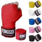 Ringside Mexican-style Boxing Handwrap Black 180-INCH