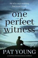 One Perfect Witness Paperback