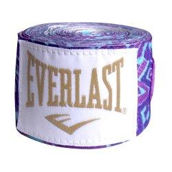 Everlast Printed Cotton Hand Wrap Mauve