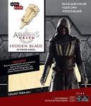 Incredibuilds Assassin's Creed 3D Wood Model Kit Hidden Blade Kits