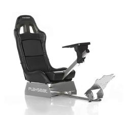 Playseat Challenge Racing Video Game Chair For Nintendo Xbox Playstation Cpu Supports Logitech Thrustmaster Fanatec Steering Wheel And Pedal Controlle