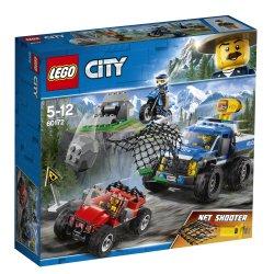 LEGO CITY Police Dirt Road Pursuit - 60172