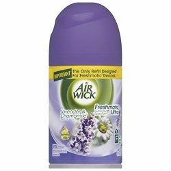 Air Wick Freshmatic Refill Automatic Spray Lavender & Chamomile 6.17OZ Air Freshener