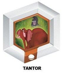 Disney Infinity Series 3 Power Disc Tantor Elephant From Tarzan