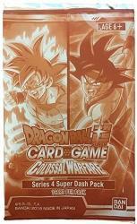 Bandai Dragon Ball Super Series 4 Colossal Warfare Tcg Dash Pack 1 Card