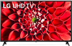 LG 55 Inch 4K Uhd LED Television 3X HDMI 2X USB
