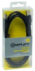 Amplify USB Male To Male Cable