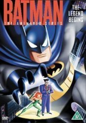 Dc Universe - Batman - The Animated Series: Volume 1 - The Legend Begins DVD