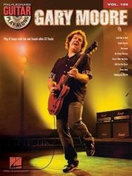 Gary Moore With Cd Audio