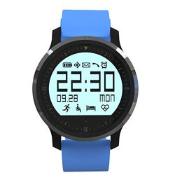 Ularmo Smart Sports Watch Bluetooth 4.0 Healthy Heart Rate For Smartphone