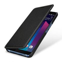 size 40 b5041 4bef2 STILGUT Samsung Galaxy A6 Plus 2018 Case. Leather Book Type Flip Cover For  A6+ 2018 Folio Case Black | R1765.00 | Cellphone Accessories | PriceCheck  ...