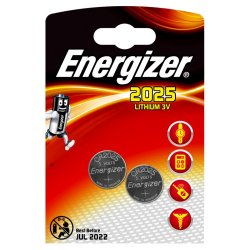 Energizer - Coin Twin Pack 2032